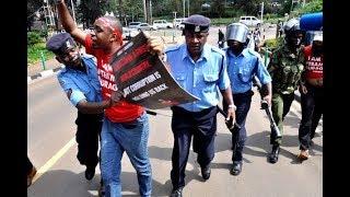 Activist accused of plotting revolt - VIDEO