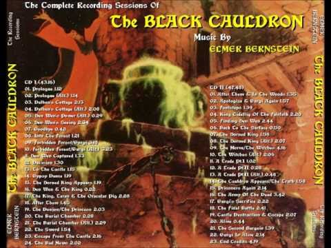 The Black Cauldron Soundtrack - End Credits