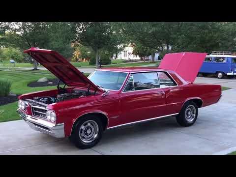 Video of '64 GTO - OPEC