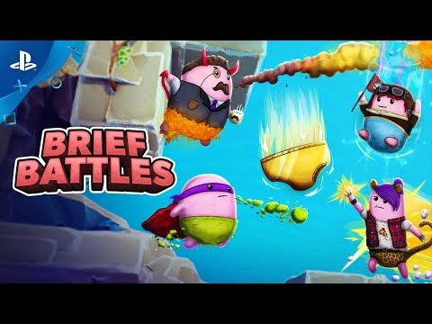 Brief Battles -  Release Date Trailer | PS4 thumbnail