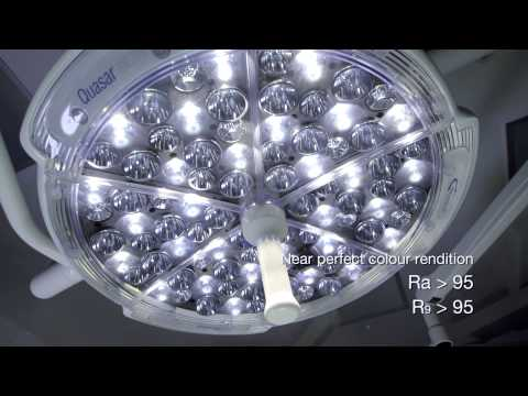 Quasar® eLite Operating Theatre Light