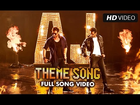 AJ Theme Song - Full Video | Action Jackson | Ajay