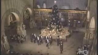 Chanticleer - Ave Maria (Angelus Domini)