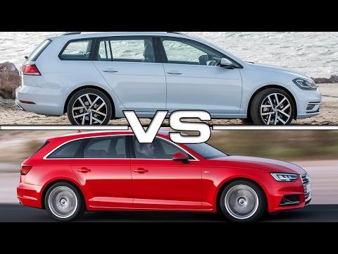 Audi A4 Avant Универсал класса D - тест-драйв 4