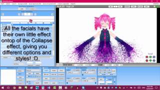 MMD - Tutorial】 How to Make a Nice Transition Effect Using