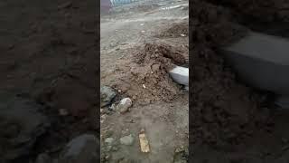 Казахстан. Сатпаевский регион. Переселение поселка Жезказган.
