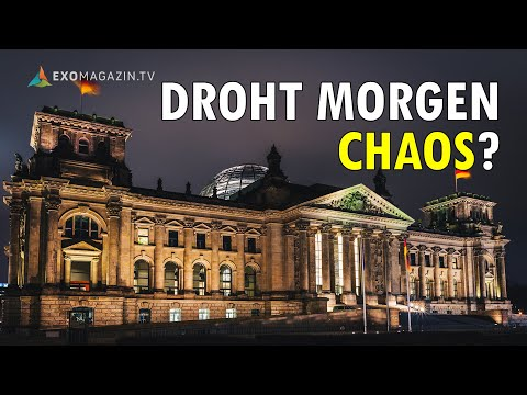 ▻ Corona-Proteste: Droht morgen Chaos vor dem Bundestag? | Das 3. Jahrtausend  Spezial | Kalliste