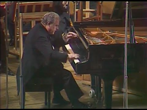 Tikhon Khrennikov plays Khrennikov Piano Concerto no. 2 - video 1981