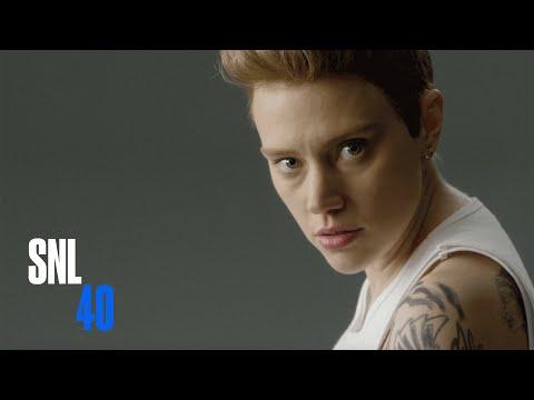 Bonus Footage: Calvin Klein Ads (Kate McKinnon) (видео)