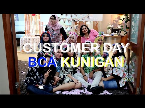 CUSTOMER DAY BCA KCU KUNINGAN 2016