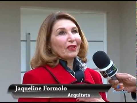 ARCHI na TV Arquiteta Jaqueline Formolo dia 28/09/16
