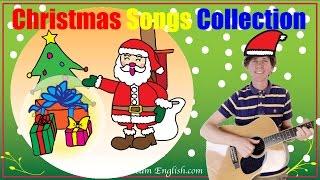 Christmas Song Collection   6 Songs   Dream English Kids Christmas