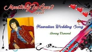 Donny Osmond - Hawaiian Wedding Song (1973)