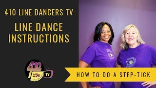 Line dance Instructional series