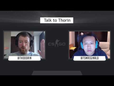 Talk to Thorin: Reginald on seangares and Danish ex-TSM (CS:GO)