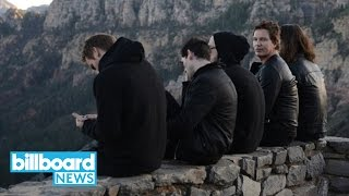 Third Eye Blind Unveil Never-Before-Heard Track 'Alright Caroline' | Billboard News