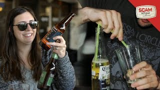 11 Ways to Win Free Drinks | Scam School Best-Of: Closers