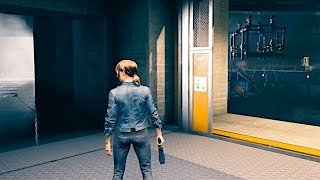 CONTROL - NEW Gameplay Demo (2019) Remedy