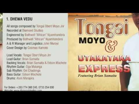 Obert Tongai Jnr Moyo Dhewa Vedu