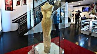 Платье Мэрилин Монро ушло с молотка за $4,8 млн (новости)