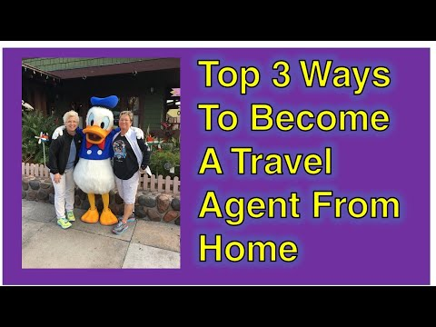 , title : 'Top 3 Ways To Get Started As A Travel Agent From Home