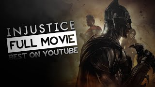 Injustice Gods Among Us  Full Movie