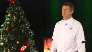 Merry Christmas from the greatest coach in football history