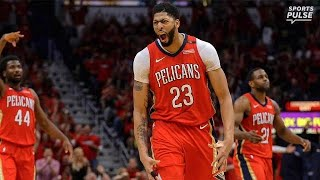Pelicans and Warriors take commanding 3-0 leads
