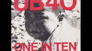 UB40 - One in ten