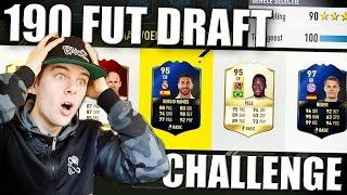 190 FUTDRAFT CHALLENGE!! FIFA 17 NEDERLANDS