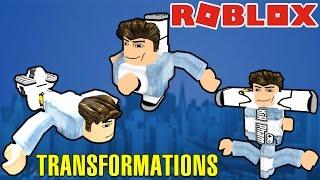 Roblox | TRANFORMER BIẾN HÌNH - Transformations [BETA.1.3] | KiA Phạm