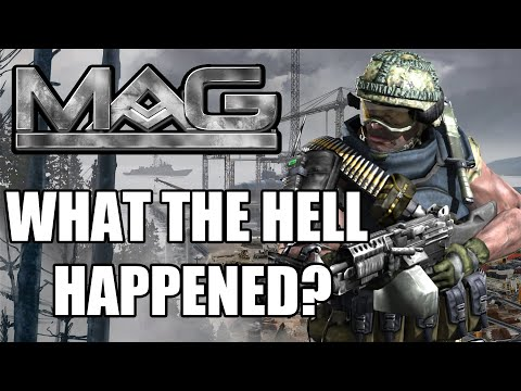 What The Hell Happened To MAG, And Where The Hell Is MAG 2?