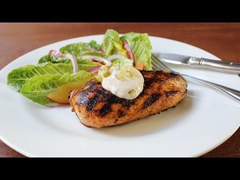 Pickle Brine Chicken Breasts – Tender & Juicy Grilled Chicken Using Pickle Juice