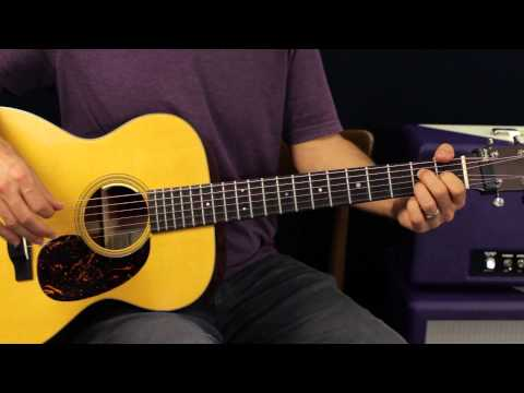 Pink Floyd - Time - Tutorial - Acoustic Guitar Lesson - Simple Strum Version - EASY Song - Chords