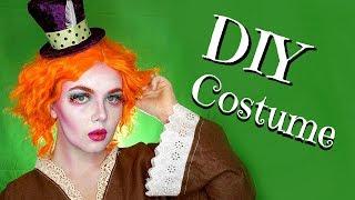 DIY Mad Hatter Costume || Halloween 2018