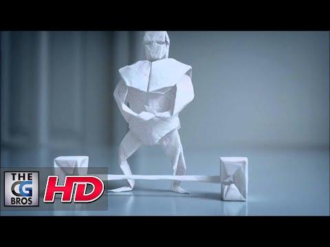 "CGI & VFX Breakdowns: ""Edet Soft 'Edet Paper World"" – by Glassworks VFX VFX"