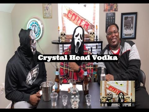 Review on CrystalHeadVodka Vodka