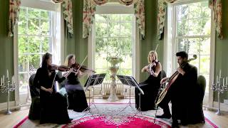 Can't Take My Eyes Off You (Andy Williams) Wedding String Quartet