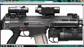 CZ-USA CZ Scorpion EVO 3 S1 Pistol 9mm