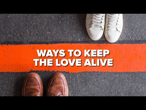 An Intimacy Expert's Tips for Keeping Your Love Alive