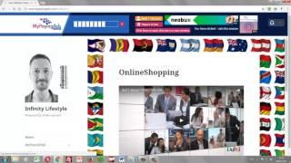 #MypayingAds - как заработать в Интернете