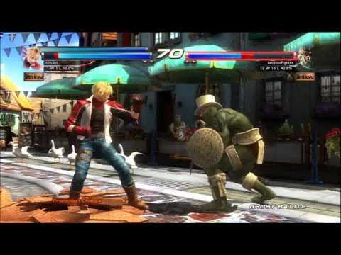 Tekken Tag Tournament 2 Walkthrough - Ghost Battle Ancient