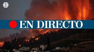 DIRECTO | El volcán Cumbre Vieja entra en erupción en La Palma