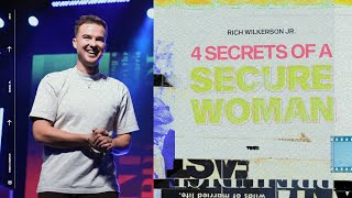 Rich Wilkerson Jr  — Asking For A Friend: 4 Secrets Of A Secure Woman