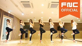 AOA   단발머리(Short Hair) 안무영상(Dance Practice) Full Ver.