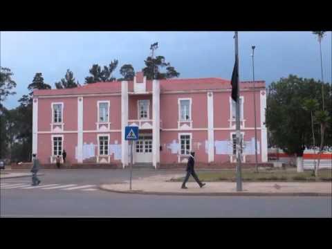Ангола сегодня. Уамбо (быв. Новый Лиссаб