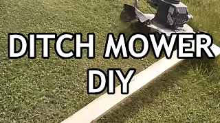 Pull Behind Ditch Mower Extension | Joe Tractors