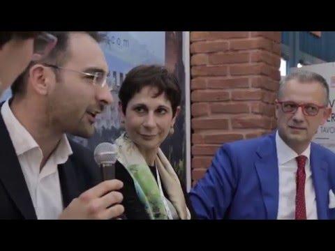 Vinitaly - Matteo Sgaravato a Enologia e neuroscienza a confronto