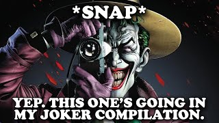 It's a-me, Joker (YIAY #557)