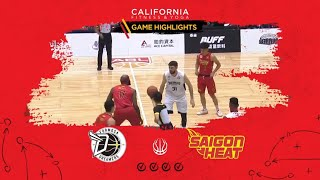 Highlights ABL9 || Away - Game 19: FMS Dreamer vs Saigon Heat 16/02
